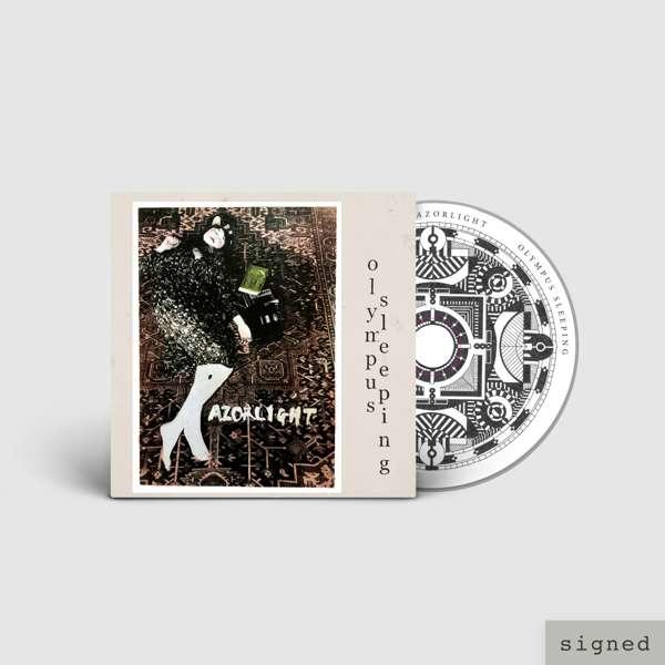 Olympus Sleeping - Signed CD - Razorlight