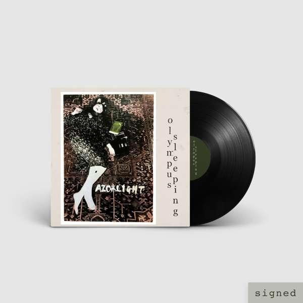 Olympus Sleeping - Signed Gatefold Vinyl LP - Razorlight
