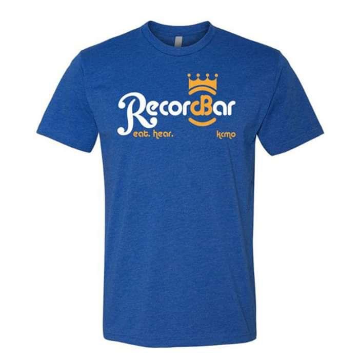 Royal Bar T-Shirt - recordBar