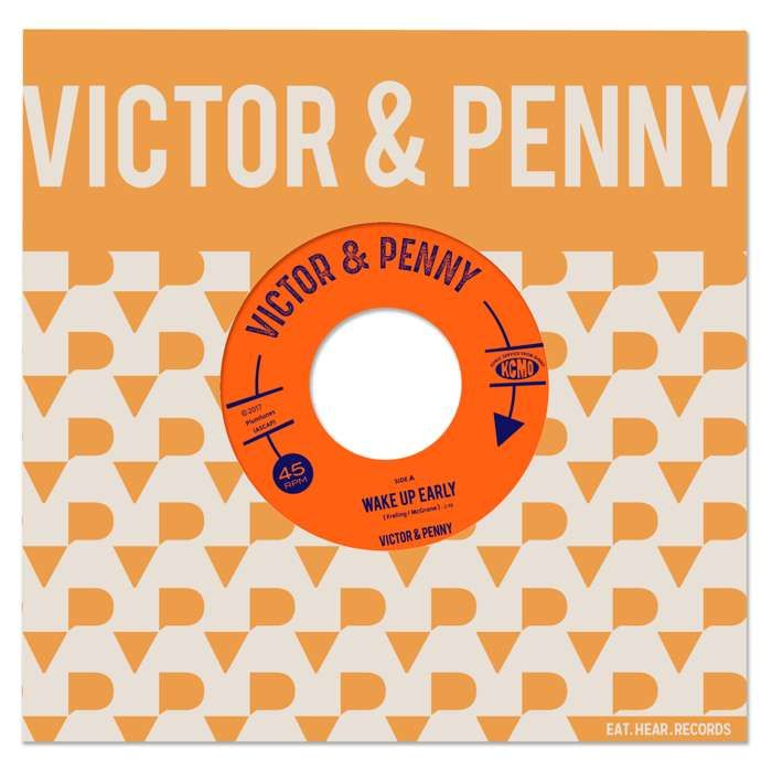 "Victor & Penny 7"" - recordBar"