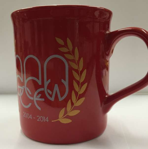 GCWCF Mug - Sam Duckworth