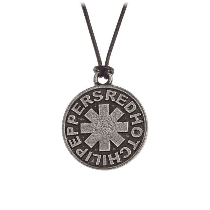 Asterisk – Pewter Pendant - Red Hot Chili Peppers