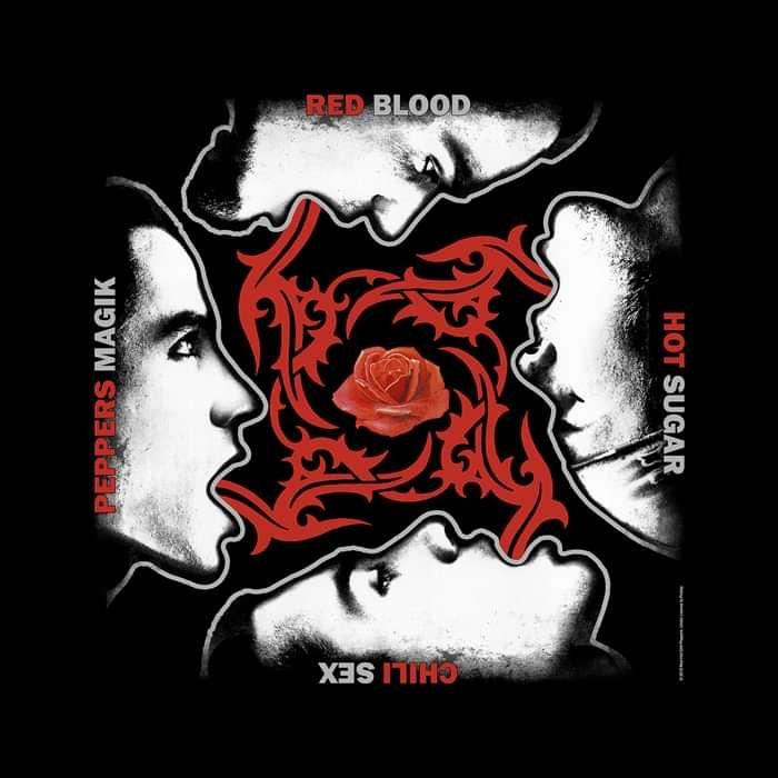 Blood Sugar Sex Magik – Bandana - Red Hot Chili Peppers