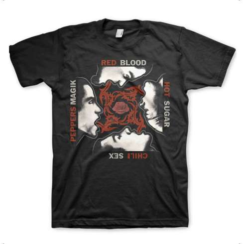 Blood Sugar Sex Magik - Tee - Red Hot Chili Peppers