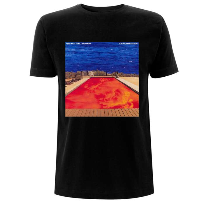 Californication Album – Tee - Red Hot Chili Peppers