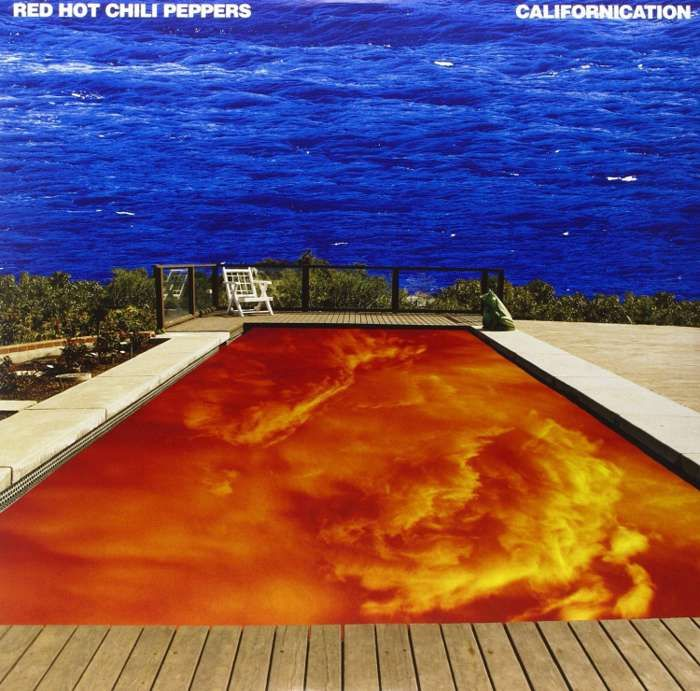 Californication - Double LP - Red Hot Chili Peppers