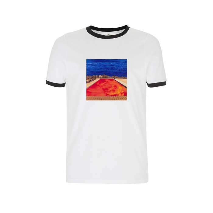 Californication – Ringer Tee - Red Hot Chili Peppers