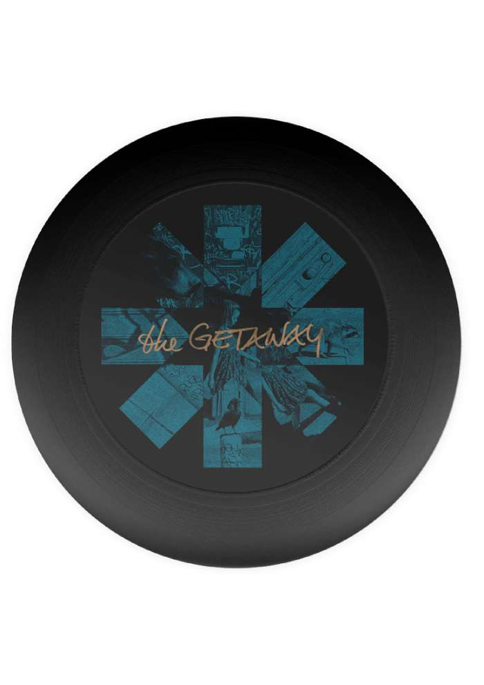 Getaway – Frisbee - Red Hot Chili Peppers