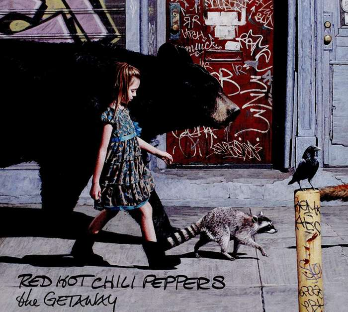 The Getaway - Double LP - Red Hot Chili Peppers