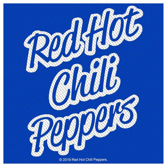 Track Top – Woven Patch - Red Hot Chili Peppers