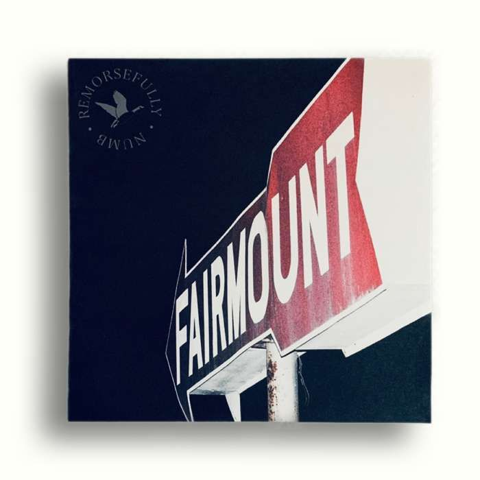 Fairmount EP 10' Lathe Record - Remorsefully Numb