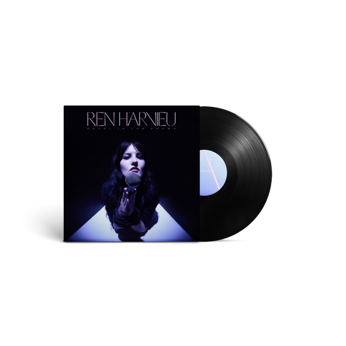 Revel In The Drama - LP (limited edition Polaroid included) - Ren Harvieu