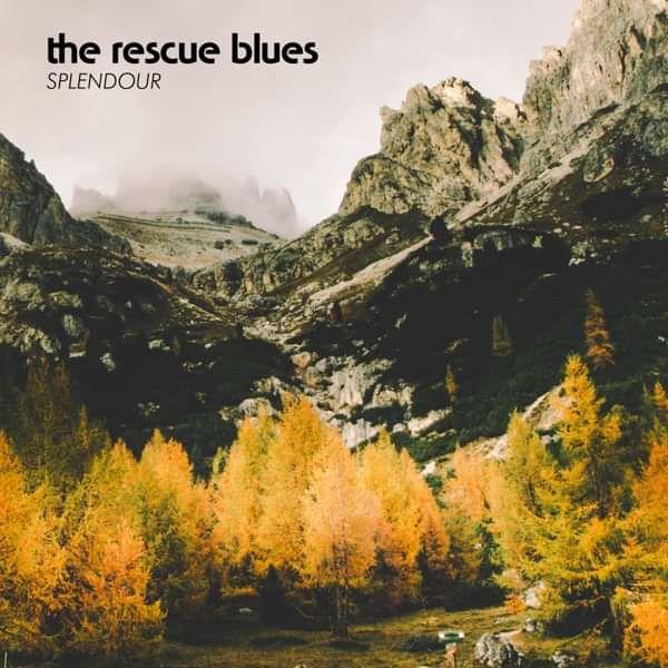 Album and T-Shirt Bundle - The Rescue Blues