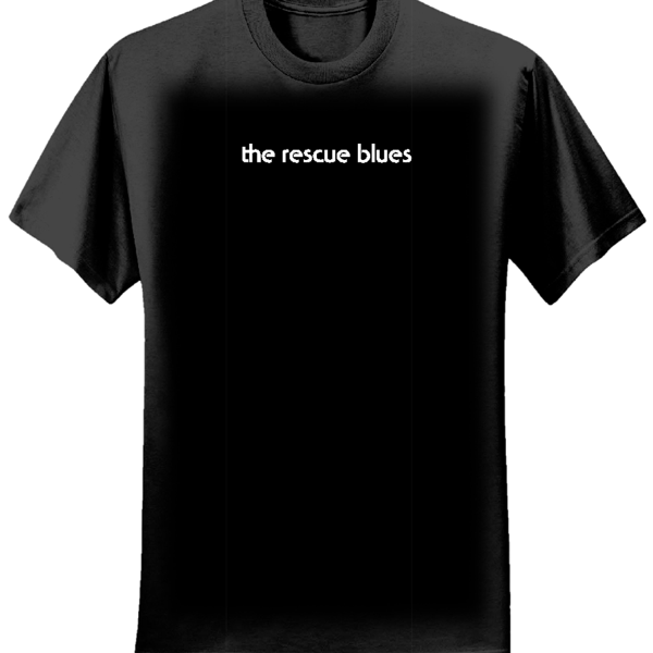 EP and T-Shirt Bundle - The Rescue Blues