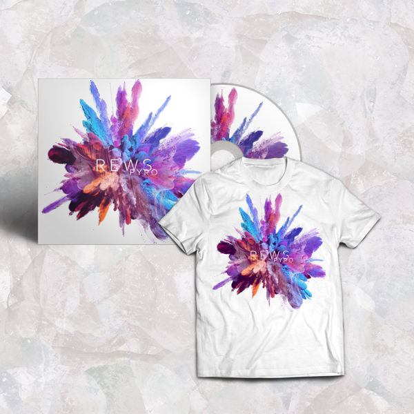 CD & T-shirt Bundle - REWS