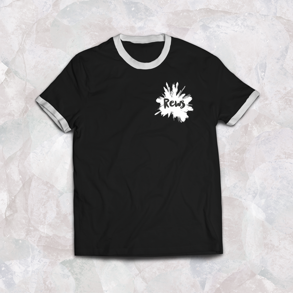 Limited Edition Inverted Ringer Tee - REWS