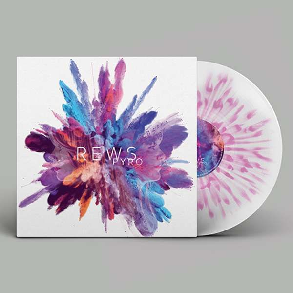 Pyro - Vinyl LP - REWS
