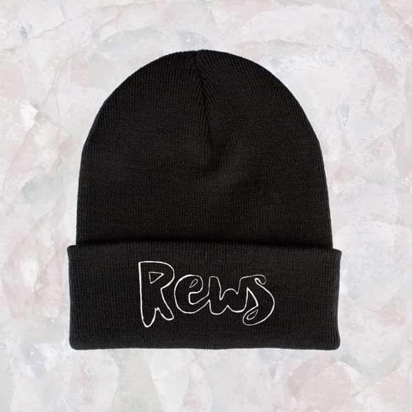 REWS Logo Beanie - REWS