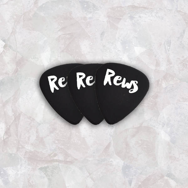 REWS Plectrums (pack of 3) - REWS