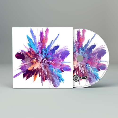 Signed Pyro - CD - REWS