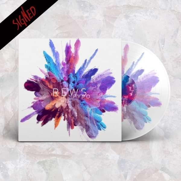 Signed Pyro Vinyl - LP - REWS