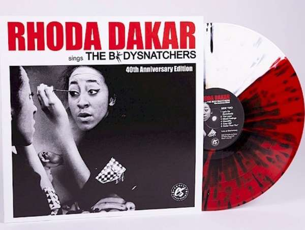 Rhoda Dakar sings The Bodysnatchers 40th Anniversary Edition - Rhoda Dakar