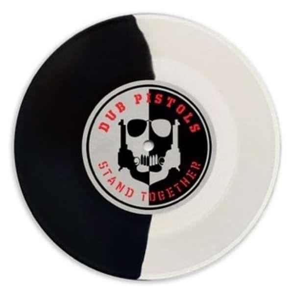 "'Stand Together' 7"" coloured vinyl single - Rhoda Dakar"