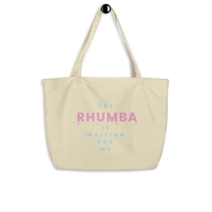 Eco-friendly Lyric Tote Bag - Rhumba Club
