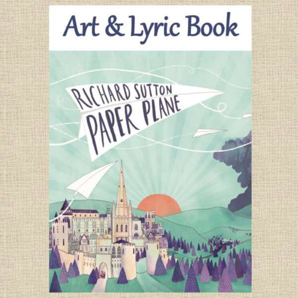 Art & Lyric Book - RICHARD SUTTON