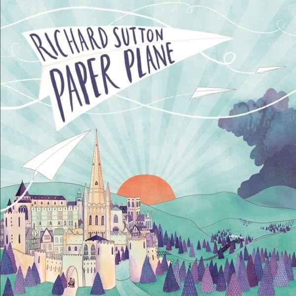 Paper Plane - CD - RICHARD SUTTON