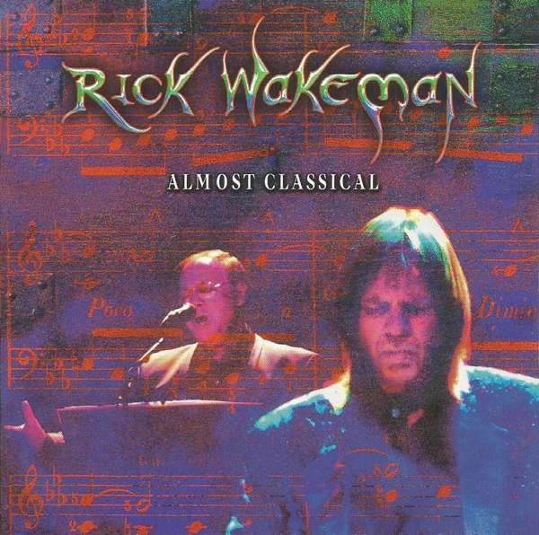 Almost Classical MP3 Download - Rick Wakeman Emporium