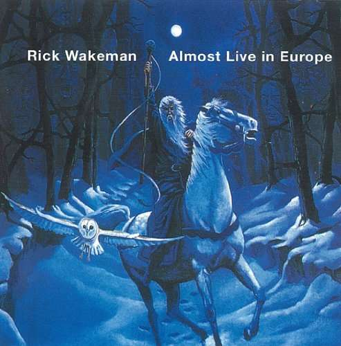 Almost Live In Europe - Rick Wakeman Emporium