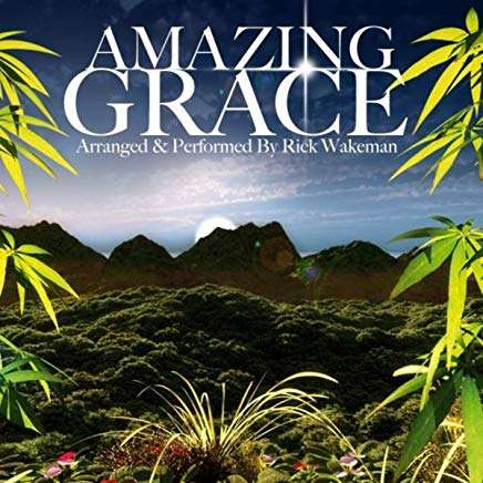 Amazing Grace CD/DVD - Rick Wakeman Emporium