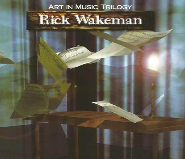 Art in Music Trilogy MP3 download - Rick Wakeman Emporium