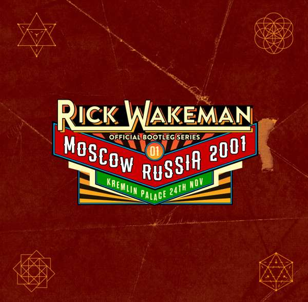 Boot 1 - Live in Moscow November 24th 2001 - Rick Wakeman Emporium