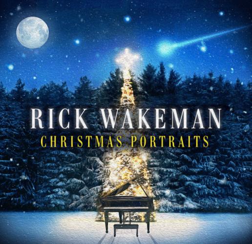 Christmas Portraits Double 180 gram Vinyl LP - Rick Wakeman Emporium