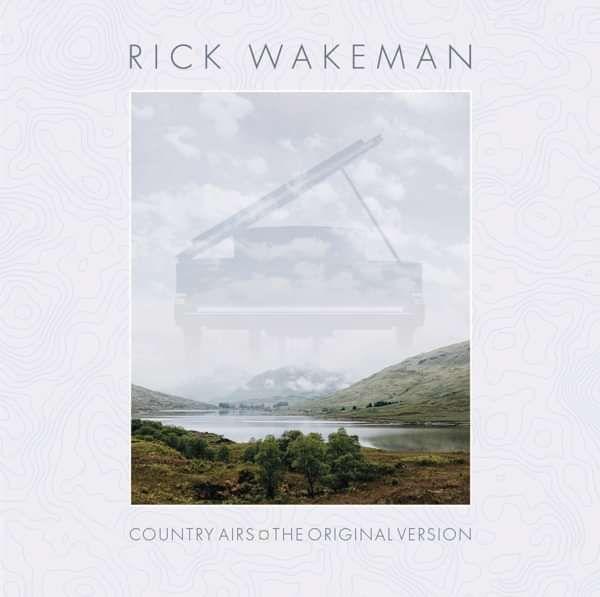 Country Airs - Rick Wakeman Emporium