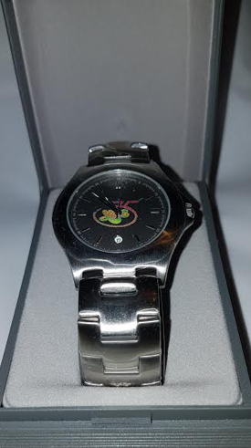 Exclusive Yes Anniversary Watch - ULTRA RARE - Rick Wakeman Emporium