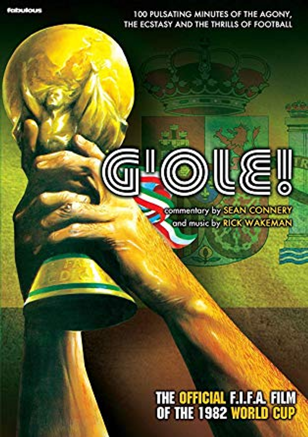 G'ole DVD - Rick Wakeman Emporium