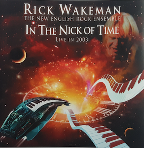 In The Nick of Time - Live in 2003 - Rick Wakeman Emporium
