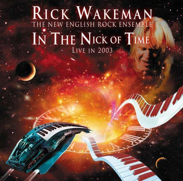 In The Nick Of Time MP3 Download - Rick Wakeman Emporium