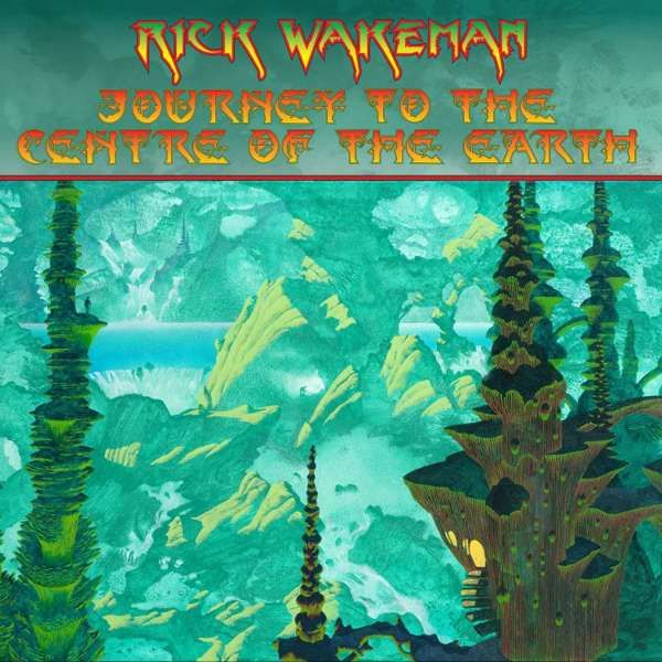 Journey To The Centre Of The Earth MP3 Download - Rick Wakeman Emporium