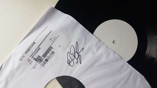 King Arthur 2016 Test Pressing Set - signed by Rick - VERY Rare & Collectable! - Rick Wakeman Emporium