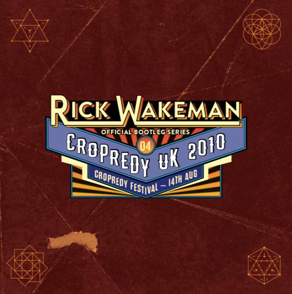 Live at Cropedy Festival Oxfordshire UK 2010 with the English Rock Ensemble, 1CD - Rick Wakeman Emporium