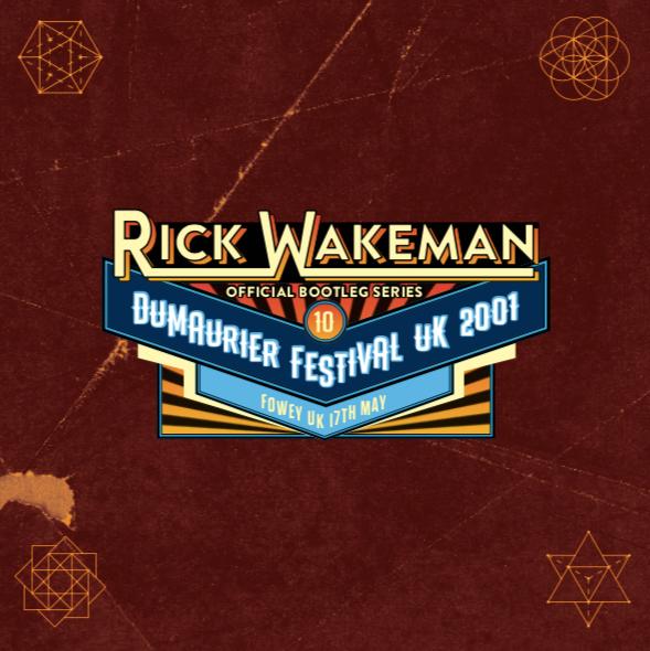 Live at Daphne Du Maurier Festival UK 17th January 2001, 2CD - Rick Wakeman Emporium