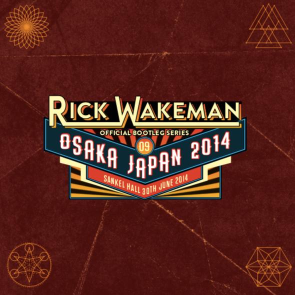 Live at Sankei Hall, Osaka, Japan 30th June 2014, 2CD - Rick Wakeman Emporium
