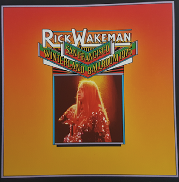Live at the Winterland Ballroom 1975 - Rick Wakeman Emporium