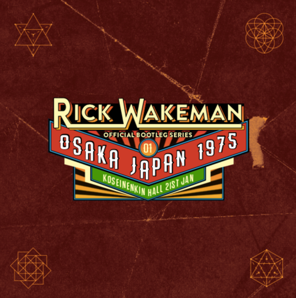 Live in Osaka Japan 21st January 1975, 2CD - Rick Wakeman Emporium