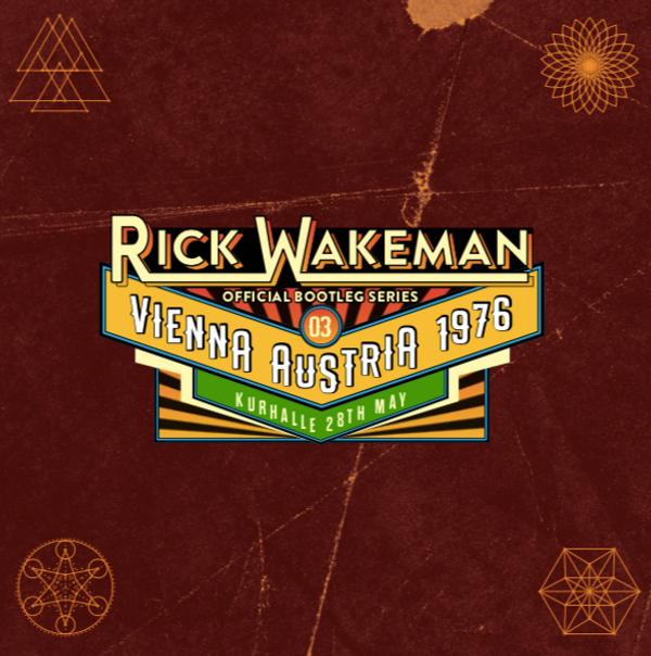 Live in Vienna Austria 1976 with Vienna Ensemble, 2CD - Rick Wakeman Emporium