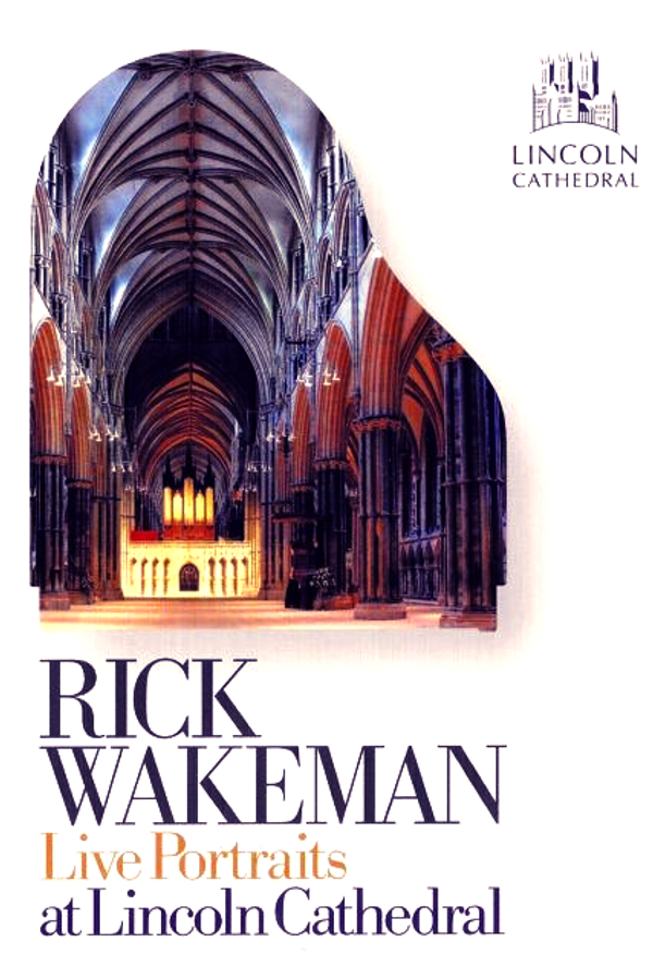 Live Portraits CD/DVD - Rick Wakeman Emporium
